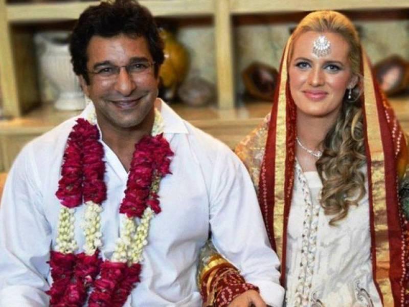 Shaniera Akram calls out journalist who addressed her as Wasim Akram's wife