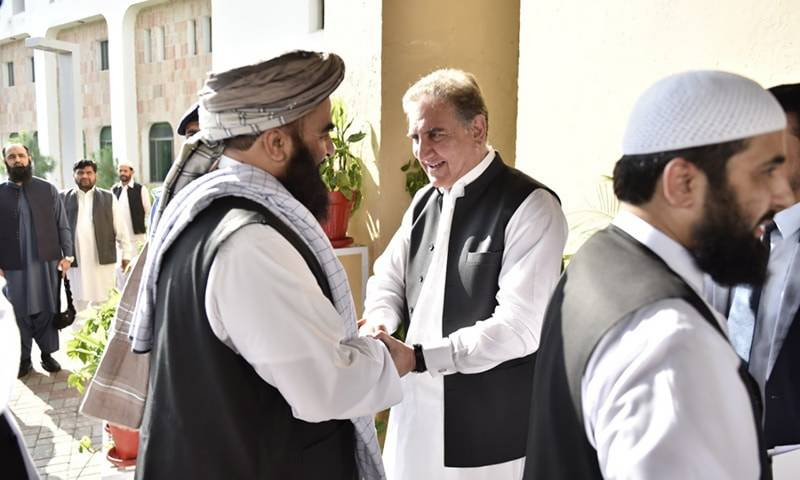 Pakistan, Taliban agree on need for earliest resumption of Afghan peace process