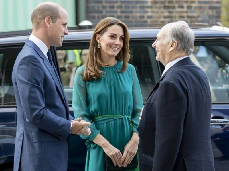 Prince William and Kate Middleton visit Aga Khan Centre ahead of Pakistan tour
