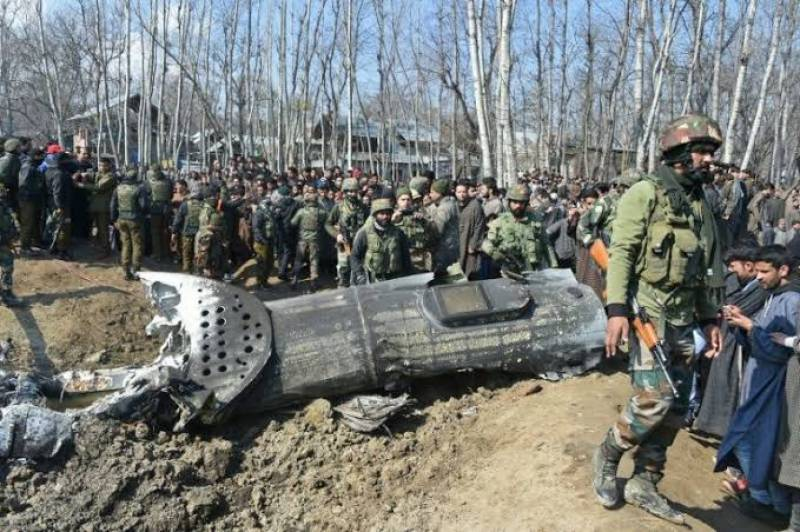 India admits friendly fire downed Mi-17 helicopter on Feb 27
