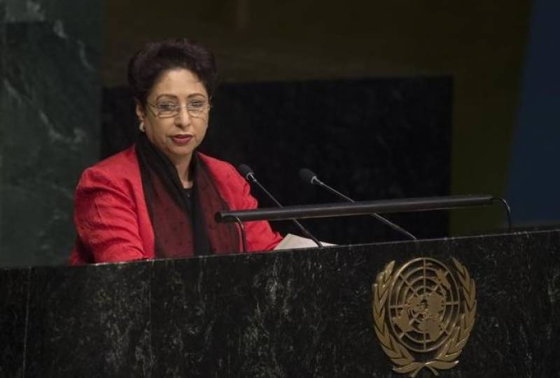 Maleeha Lodhi was not removed, clarifies Foreign Office
