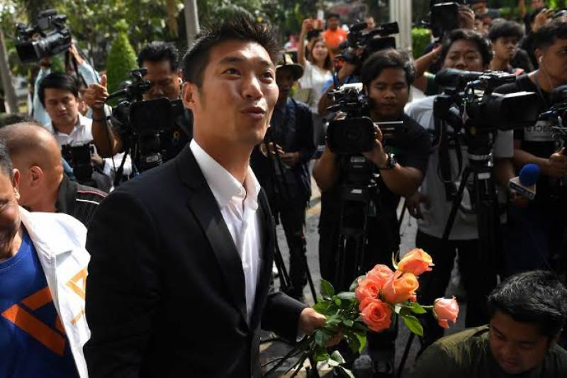 Thai army charges opposition parties with sedition