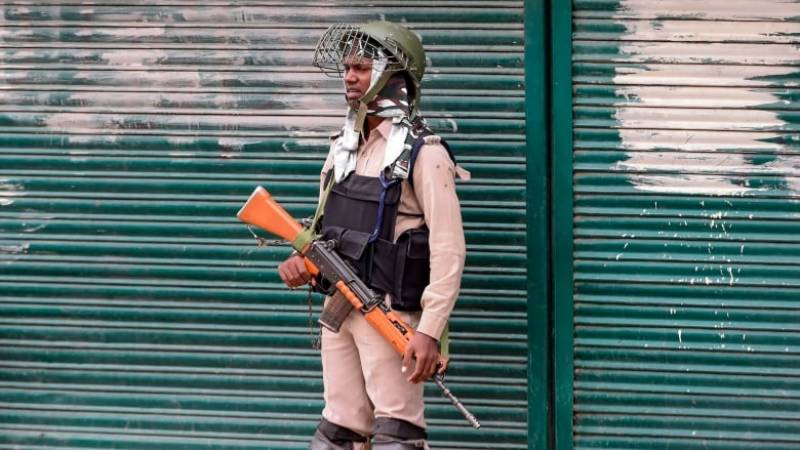 62nd day of curfew: 10 injured in J&K grenade attack amid Indian clampdown