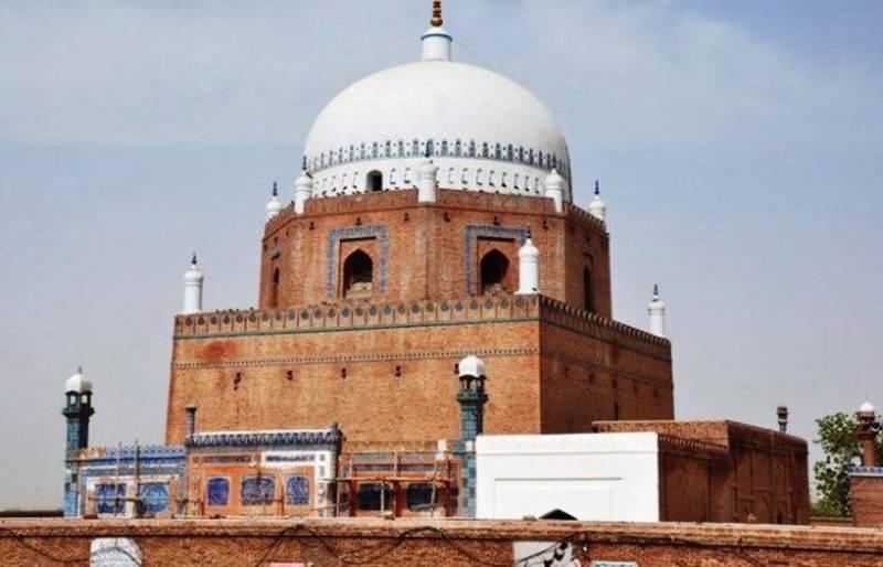 780th Urs celebrations of Bahauddin Zakriya begins