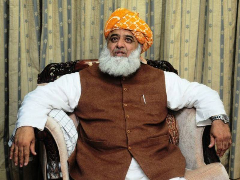 'Azadi March' to end with fall of govt, asserts Fazlur Rehman