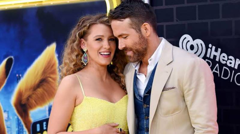 Blake Lively and Ryan Reynolds welcome baby #3