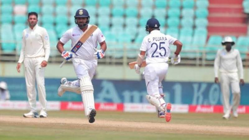 India bowl out South Africa for 431 in first Test