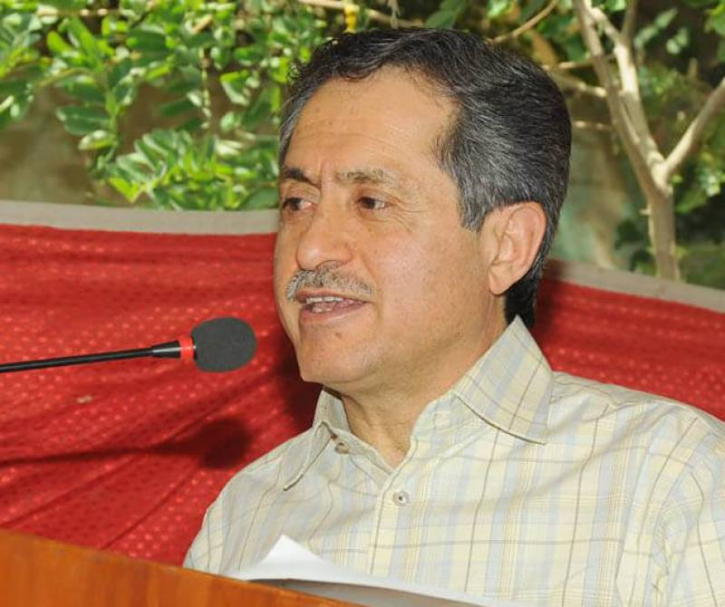Jamal Khan Mandokhail sworn in as Balochistan Chief Justice
