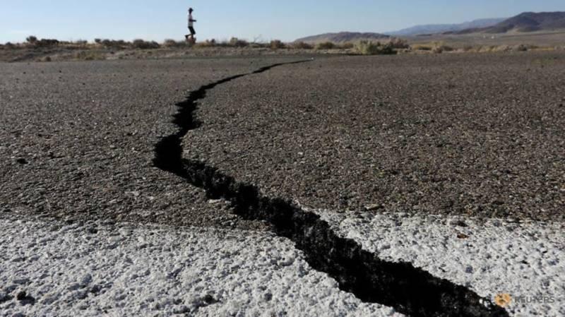 Magnitude 4.4 earthquake shakes KPK's Shangla, other areas