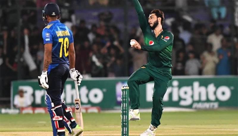 Sri Lanka defeat Pakistan by 64 runs in Lahore's T20