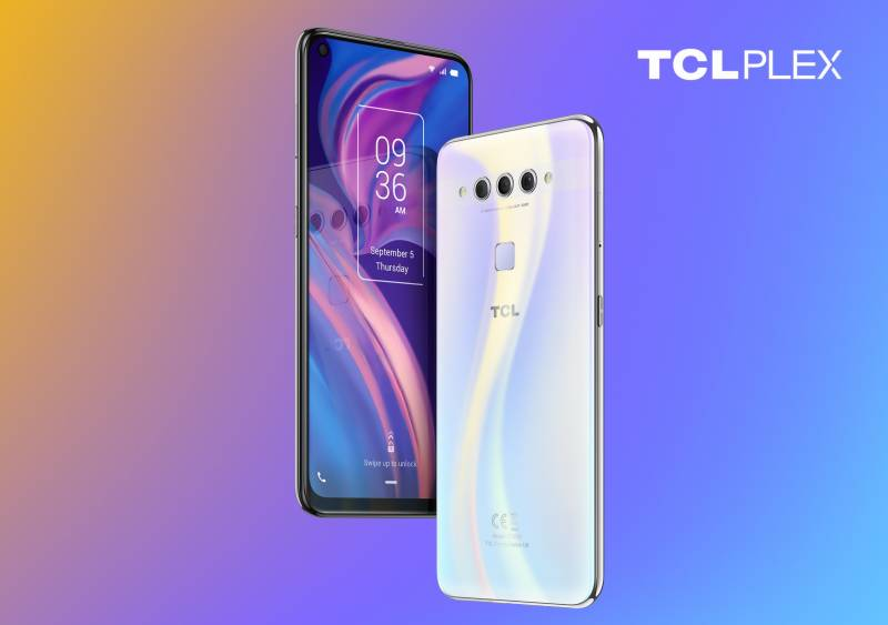 TCL ventures into smartphone industry with triple-camera TCL Plex