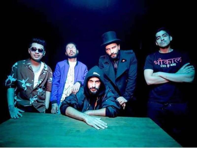 Ranveer Singh releases first romantic song as music label owner