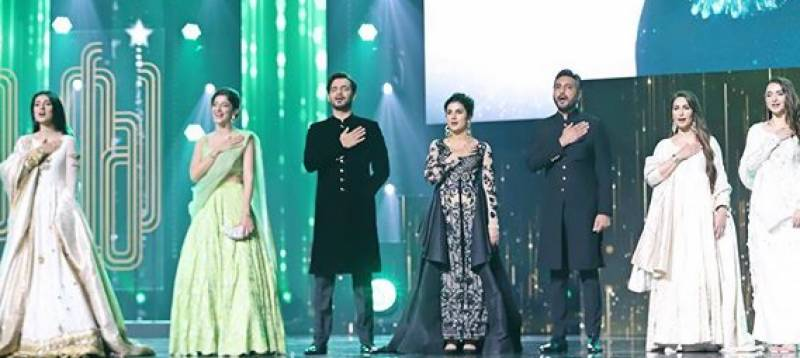 Here's the complete list of winners from the 7th Hum Awards