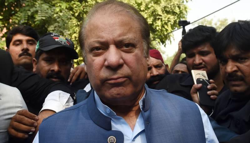 Nawaz Sharif petitions SC against verdict in Arshad Malik video scandal case