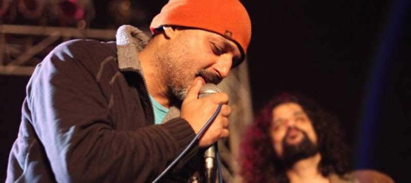 Ali Azmat was not welcomed at relatives' home due to his profession