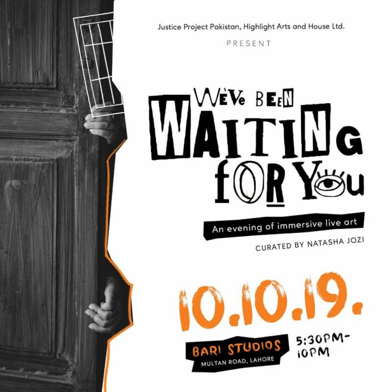 JPP presents 'We've Been Waiting For You' to commemorate World Day Against Death Penalty