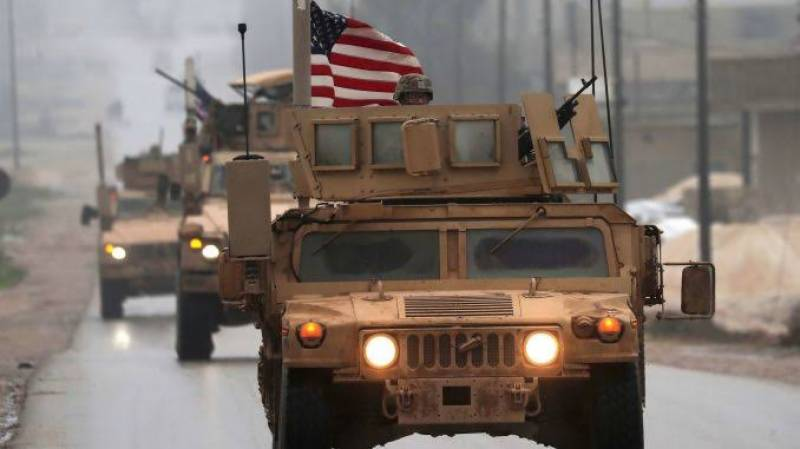 Turkish military campaign: US starts withdrawing from Syria-Turkey borderline