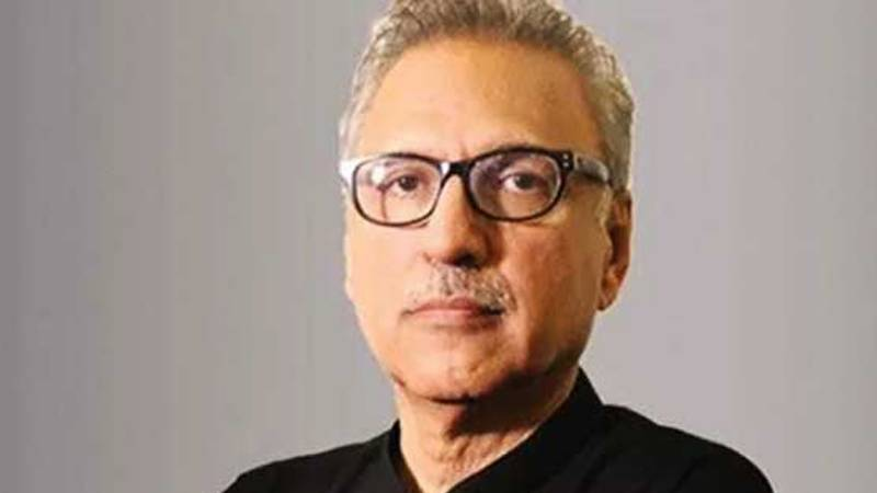 Indian SC looks like branch of executive facilitating its prejudicial actions, says President Arif Alvi