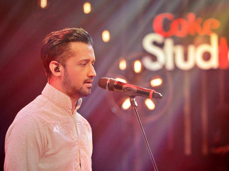 Coke Studio 12 to begin with Atif Aslam's rendition of Wohi Khuda Hai