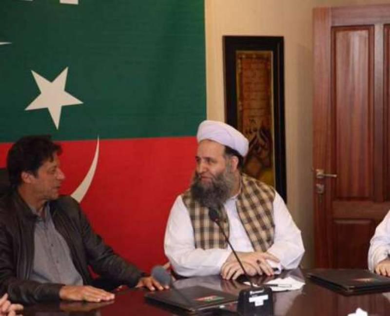 Noor-ul-Haq Qadri tasked to contact Fazlur Rehman for 'Azadi March'