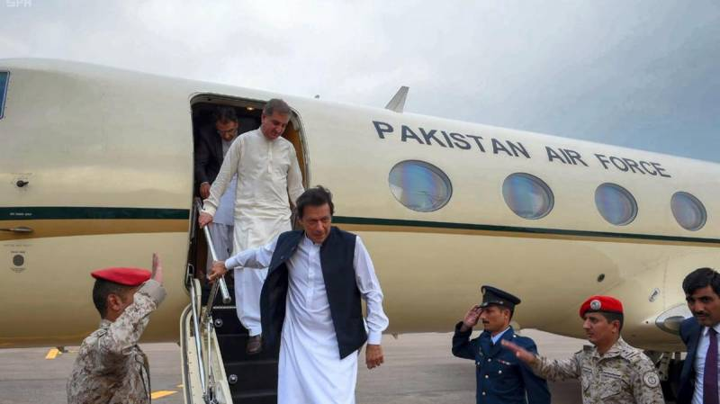 PM Imran likely to visit Saudi Arabia, Iran this month