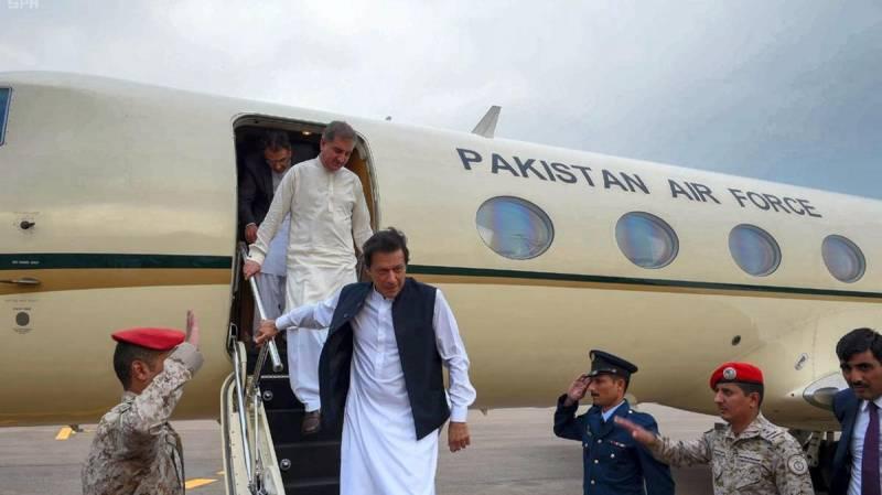 PM Imran likely to visit Saudi Arabia, Iran this month