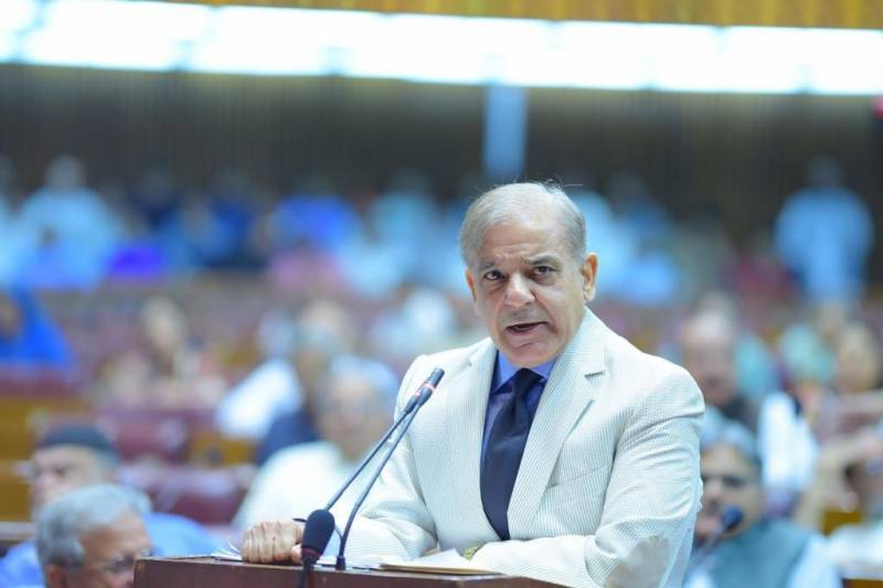 Shehbaz Sharif advises fellows against confrontational politics