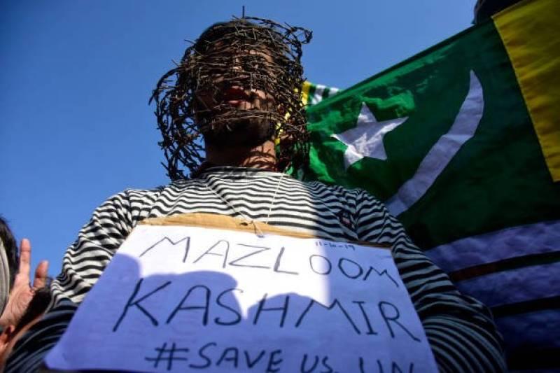 Anti-India demos in Jammu & Kashmir on 68th day of lockdown