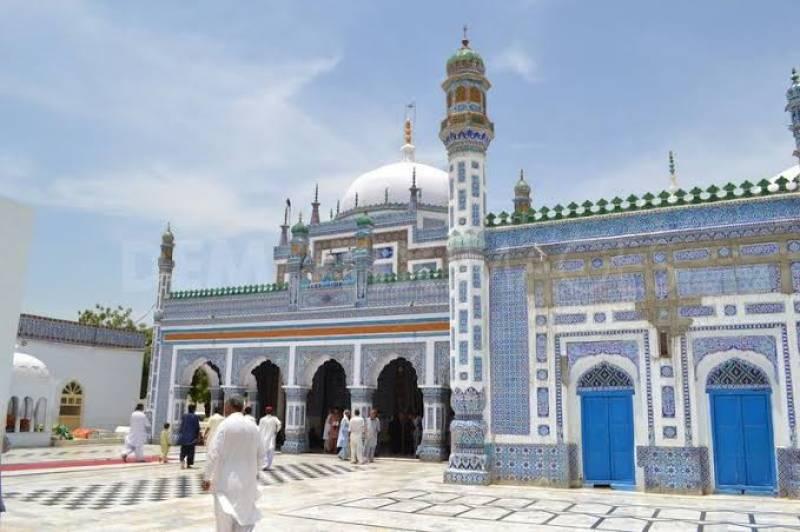 Hazrat Shah Abdul Latif Bhitai annual urs celebrations to start from Monday