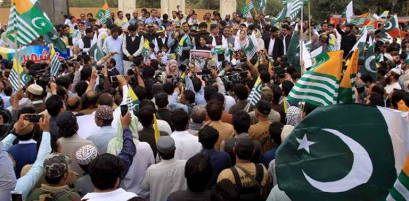 Pakistan observes Kashmir Day today to highlight Indian atrocities in occupied Kashmir