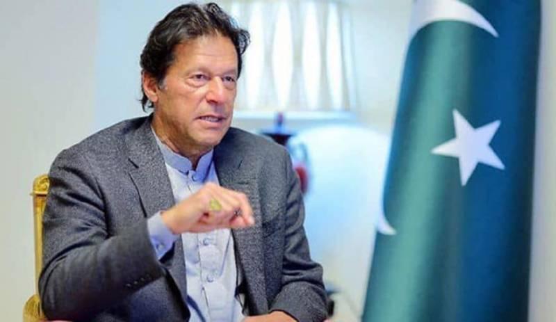 PM Imran regrets int'l media ignoring dire human rights crisis in IoK