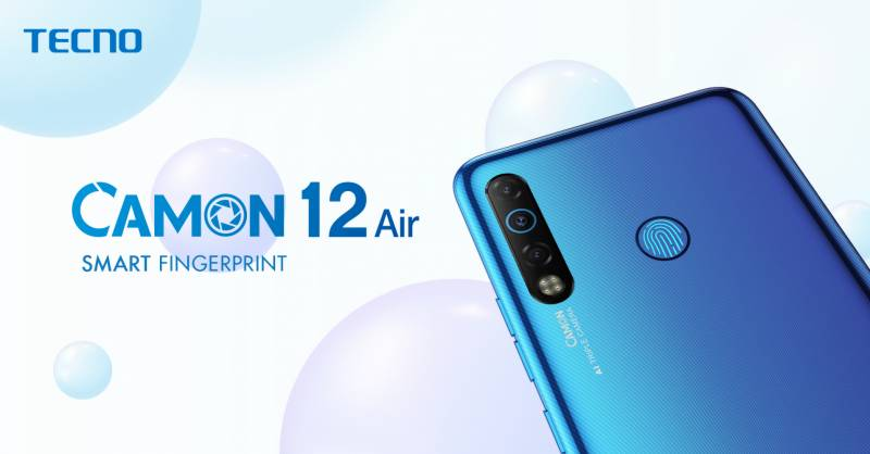 The upcoming Camon 12 Air is the most anticipated budget phone of 2019