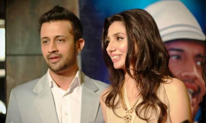 Mawra Hoccane, Mahira Khan are full of praise for Atif Aslam's 'Wohi Khuda Hai'