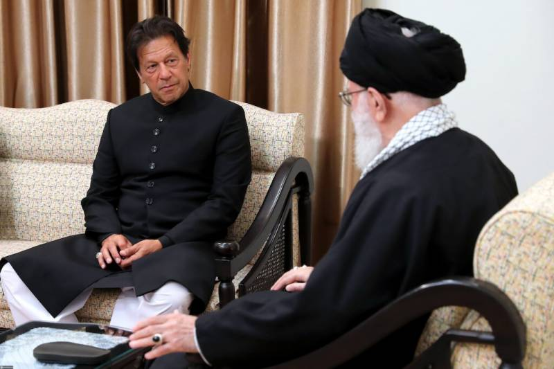 Pakistan PM Imran Khan leaves for Iran on Sunday