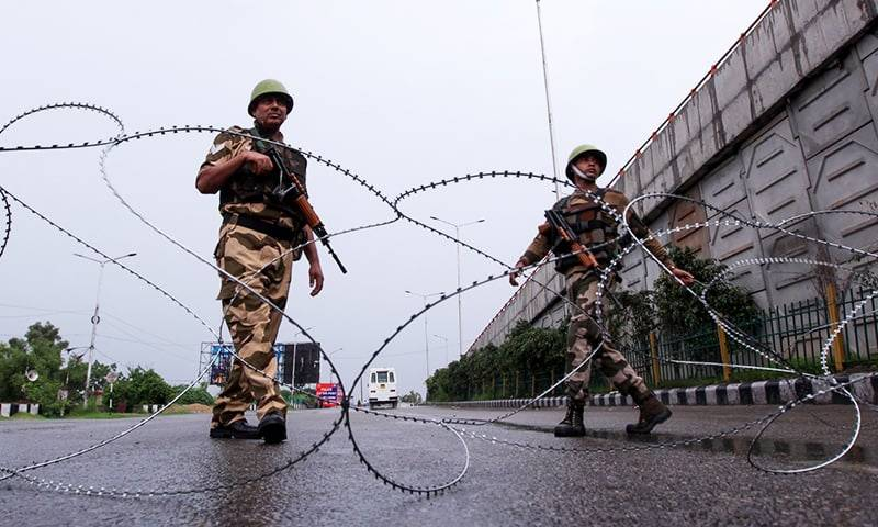 Indian lockdown of Jammu and Kashmir completes 10 weeks