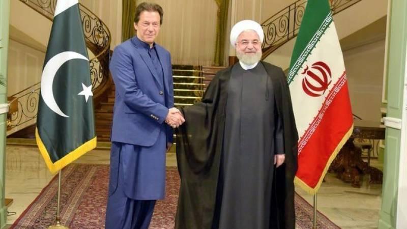 Iran hails Pakistan's efforts to mitigate regional tension