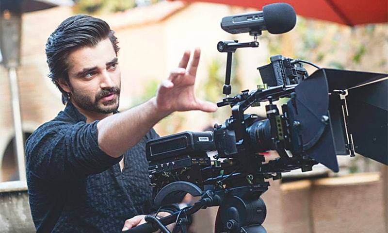 Is Hamza Ali Abbasi bidding farewell to showbiz?