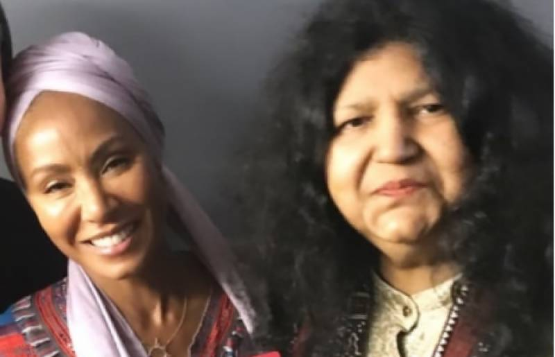Jada Pinkett Smith refers Abida Parveen as her spiritual mother