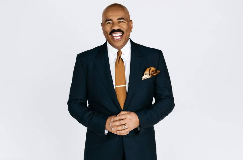 Steve Harvey to grace SIBF 2019 as Principal Guest of Honour
