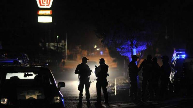 14 police officers killed, three wounded in western Mexico shooting