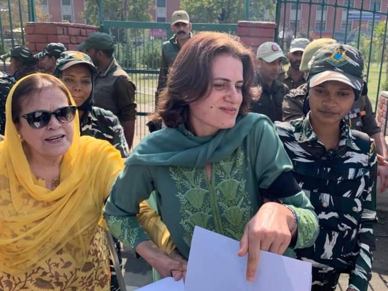 Farooq Abdullah's sister, daughter among 12 women detained over Kashmir protest