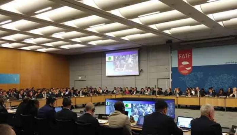 FATF expresses satisfaction on measures taken by Pakistan, its progress in 20 out of 27 points