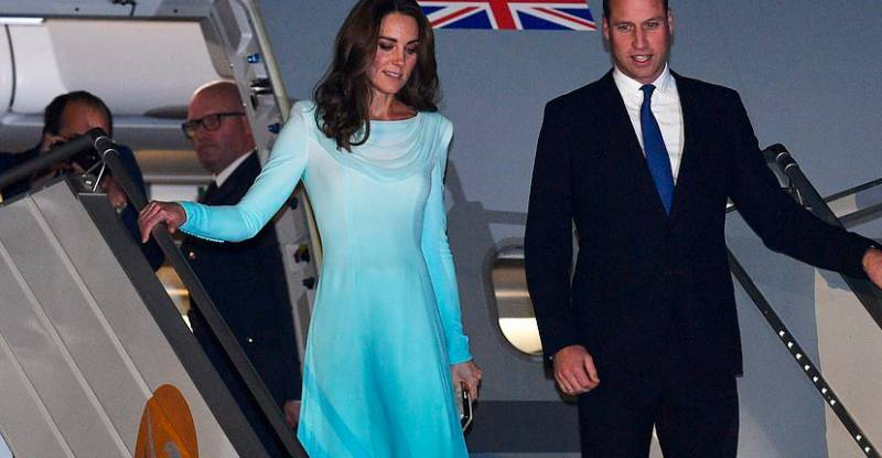 Kate Middleton channels Princess Diana's style for Pakistan tour