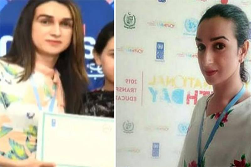 Meet Alisha: MPhil qualified transgender serving at UNDP