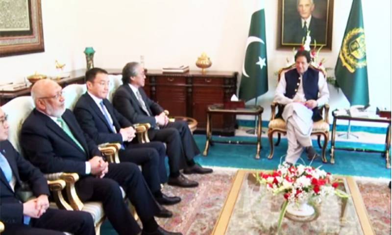 PM Imran welcomes $240 million foreign investment from Hong Kong-based port operator