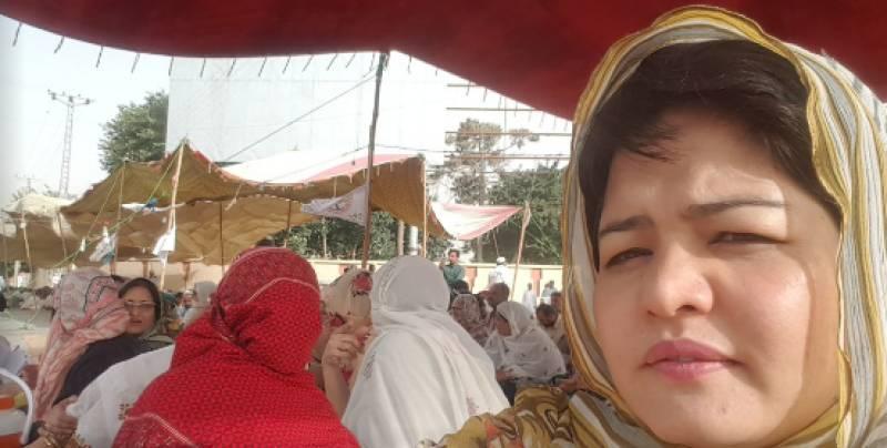 Pakistani woman makes it to BBC's 100 Women of 2019 list