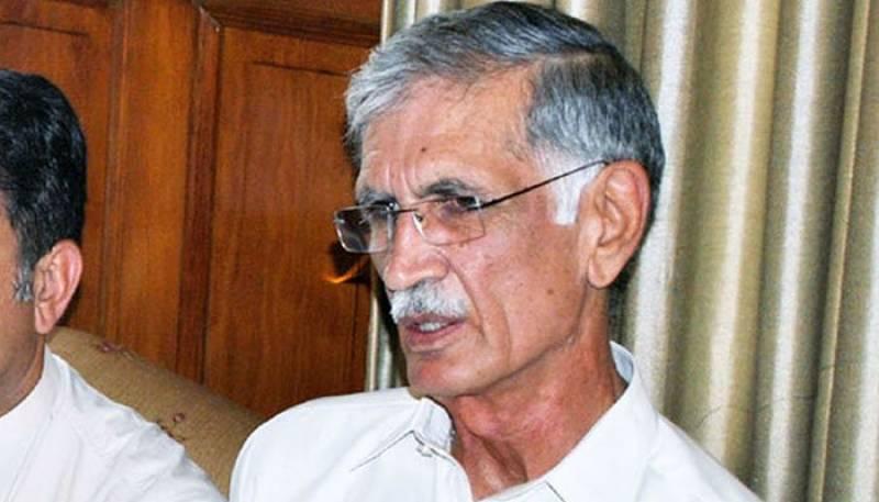 Pervez Khattak tasked to defuse Fazl's 'Azadi' march