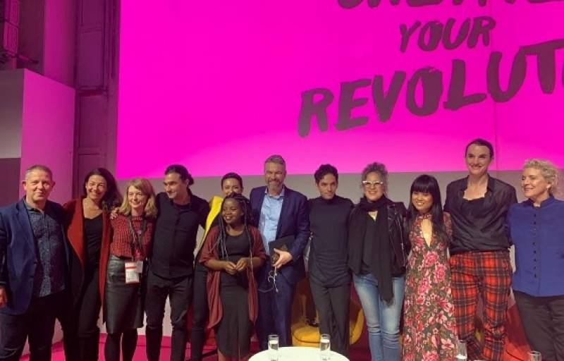 Frankfurt book fair's 'Create Your Revolution' campaign starts successfully