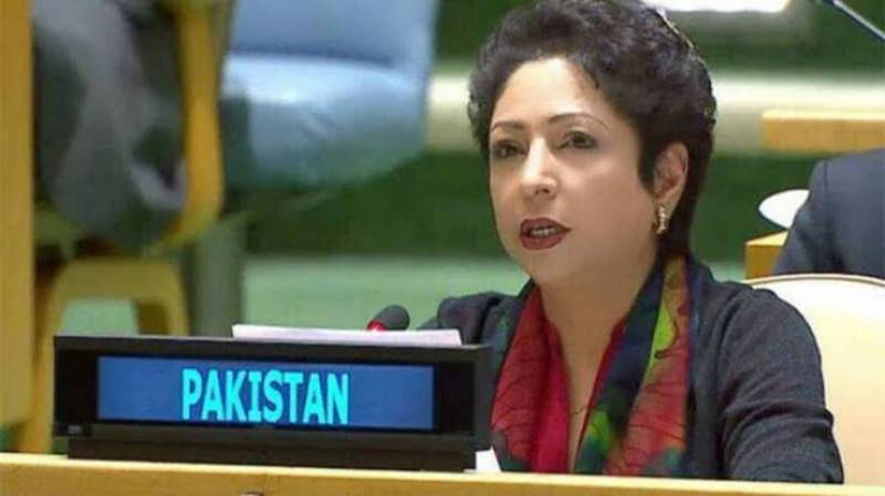 India's hegemonic pretences and aggressive actions threat to regional peace: Maleeha Lodhi