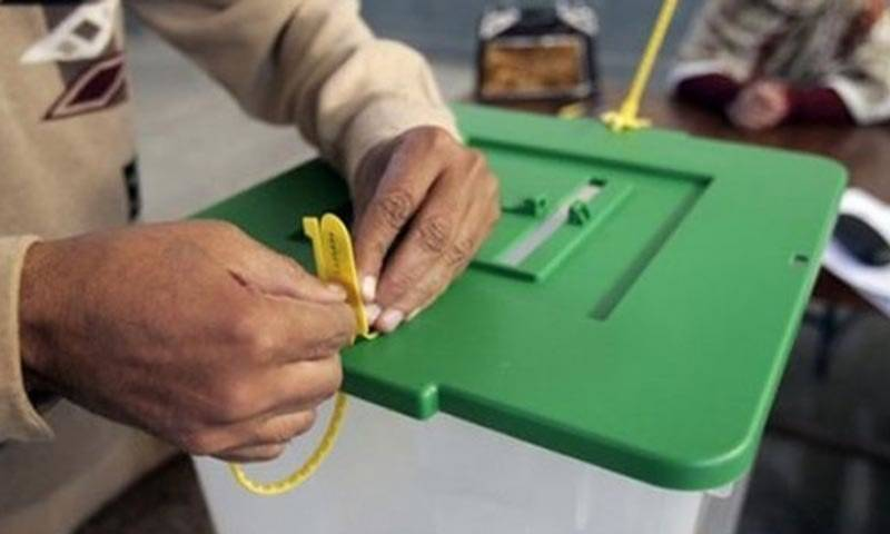 Polling underway for by-election on PS-11 Larkana-II